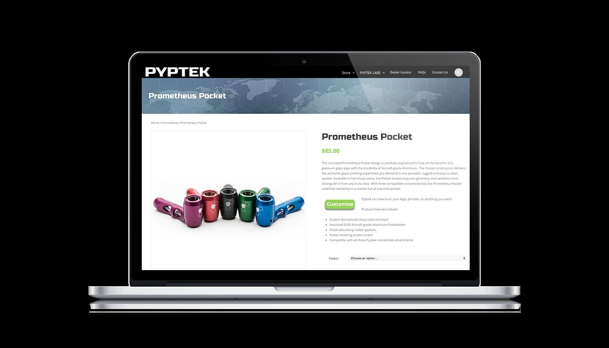 pyptek shop detail